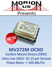 MV272M  Controlled Crystal Oscillators